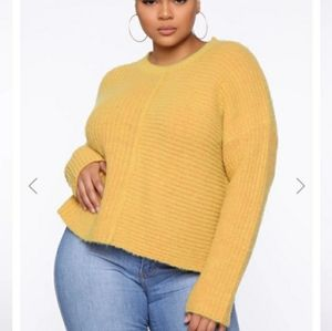 Fashion Nova Sweater